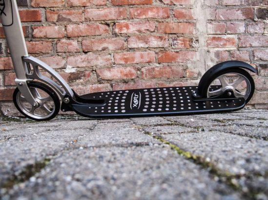 Xootr Sparkesykkel Voksne store hjul IMG_5016