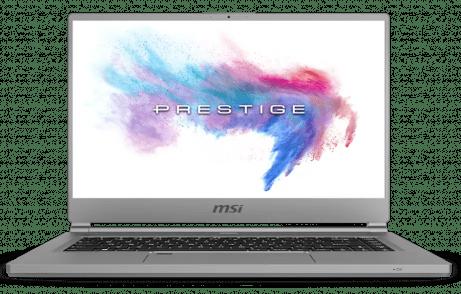 2. MSI P65 Creator 9SD