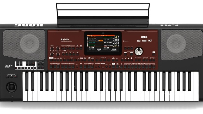 Best Professional Synthesizer KORG Pa1000