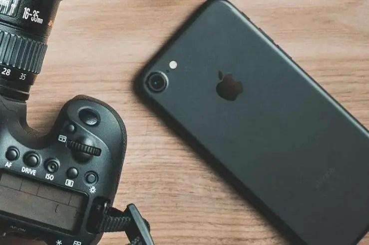 Camera Of A Good Smartphone