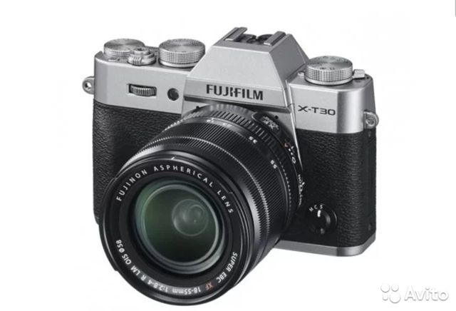 Fujifilm X-T30 Kit - Next-Generation Full-Frame Mirrorless Camera