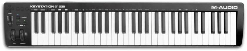 MIDI M-AUDIO KEYSTATION 61 MK3