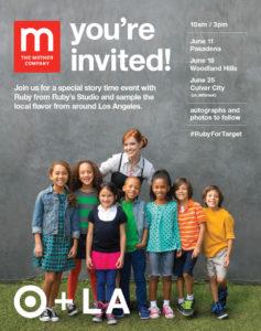 Target invite