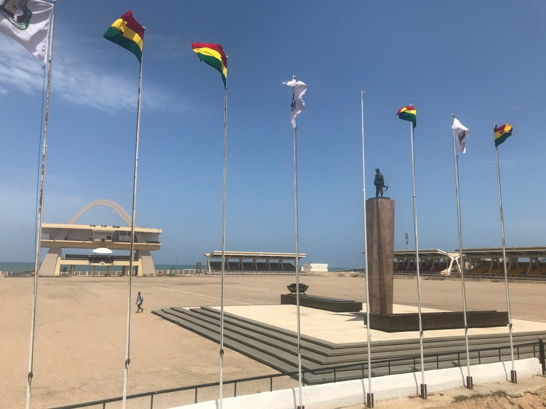 Top 5 Historical sites in Greater Accra Region