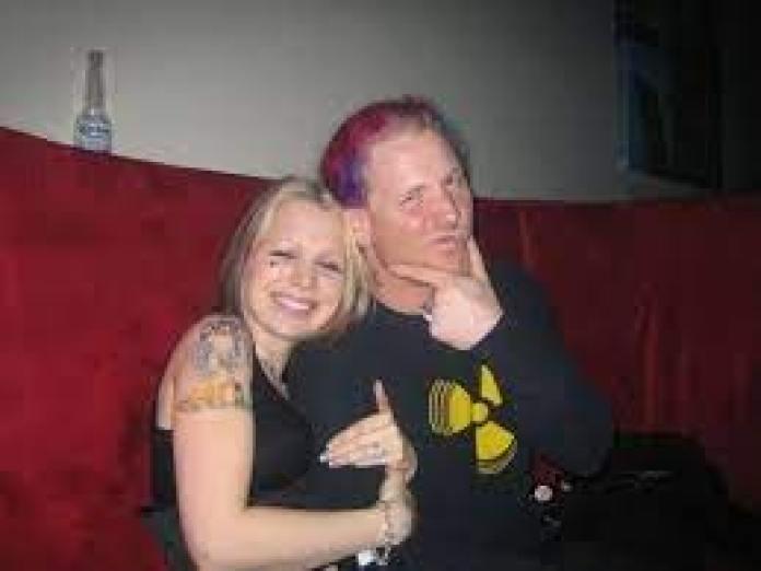 Scarlett Stone And Corey Taylor