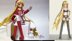 Anime Papercraft