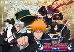 Bleach: Memories of Nobody Movie in American Theaters