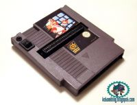 NES mod as game cartridge