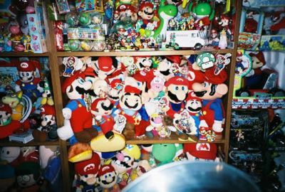 Nintendo Fan's Amazing Collection