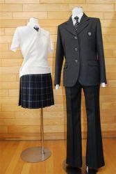 Sapporo Minamigaoka Schoolgirl Uniform