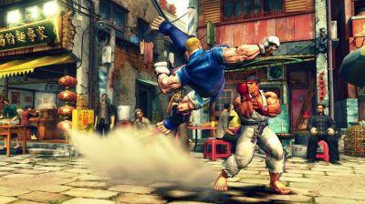 Street Fighter 4: Abel