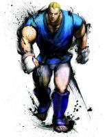 Street Fighter 4 New Character: Abel
