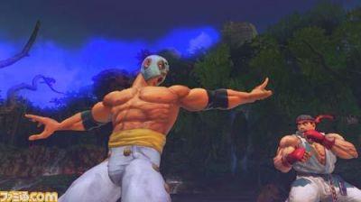 Street Fighter 4: El Fuerte