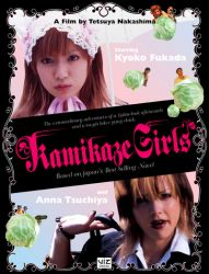 Kamikaze Girls DVD Cover