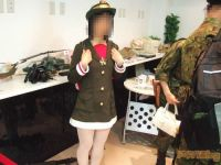 Marine Corps Cafe: Customer