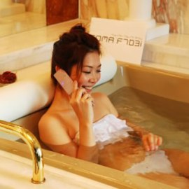 Japanese bath phones for women
