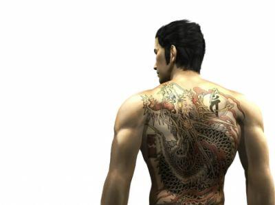 Yakuza 2 on PS2