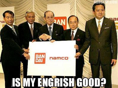 Bandai Namco partners with Fujiyama