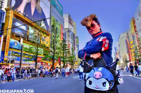 HDR Photography of Japan