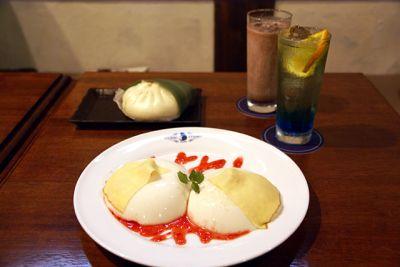 Ikkitousen Hakufu Milk Pudding