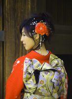 Seijin no Hi: Furisode Kimonos