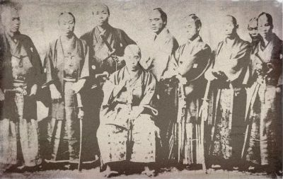 First Japanese ambassadors to Europe