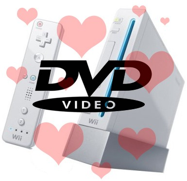 How to play DVDs on Wii