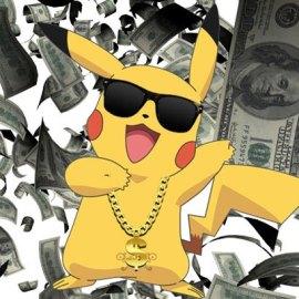 Pokemon movies make 50 billion yen