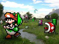 Retro NES: Yoshi's Island