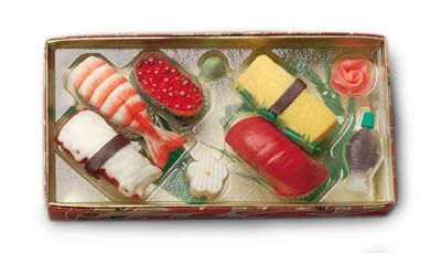 Chocolate Sushi: Special Box