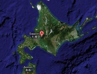 Hokkaido Japan Earthquake 7.2
