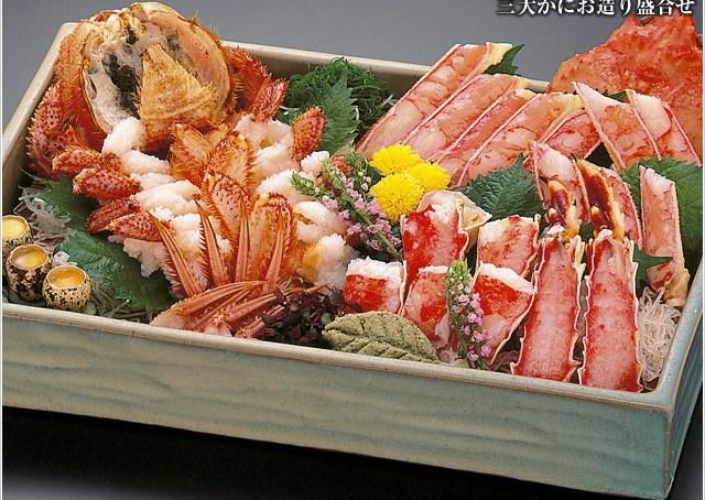 Monster crab caught in Hokkaido