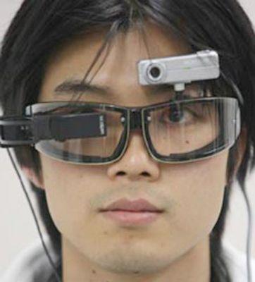 Yasuo Kuniyoshi's Smart Googles
