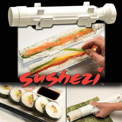 Sushezi's Sushi Lightsaber