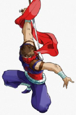 Top Capcom Characters: Strider Hiryu