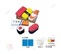 Erasers: Sushi