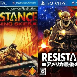 Fall of Resistance 2 in Japan
