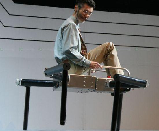 The spider desk robot.