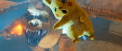 Detective Pikachu - Charizard and Pikachu
