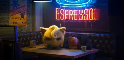 Detective Pikachu - Jiggly Puff