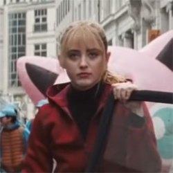 Detective Pikachu - Lucy Stevens