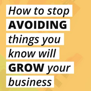 It's time to get past procrastination and start doing all those business and marketing strategies you know will really work. Learn how to stop procrastinating and grow your online business.