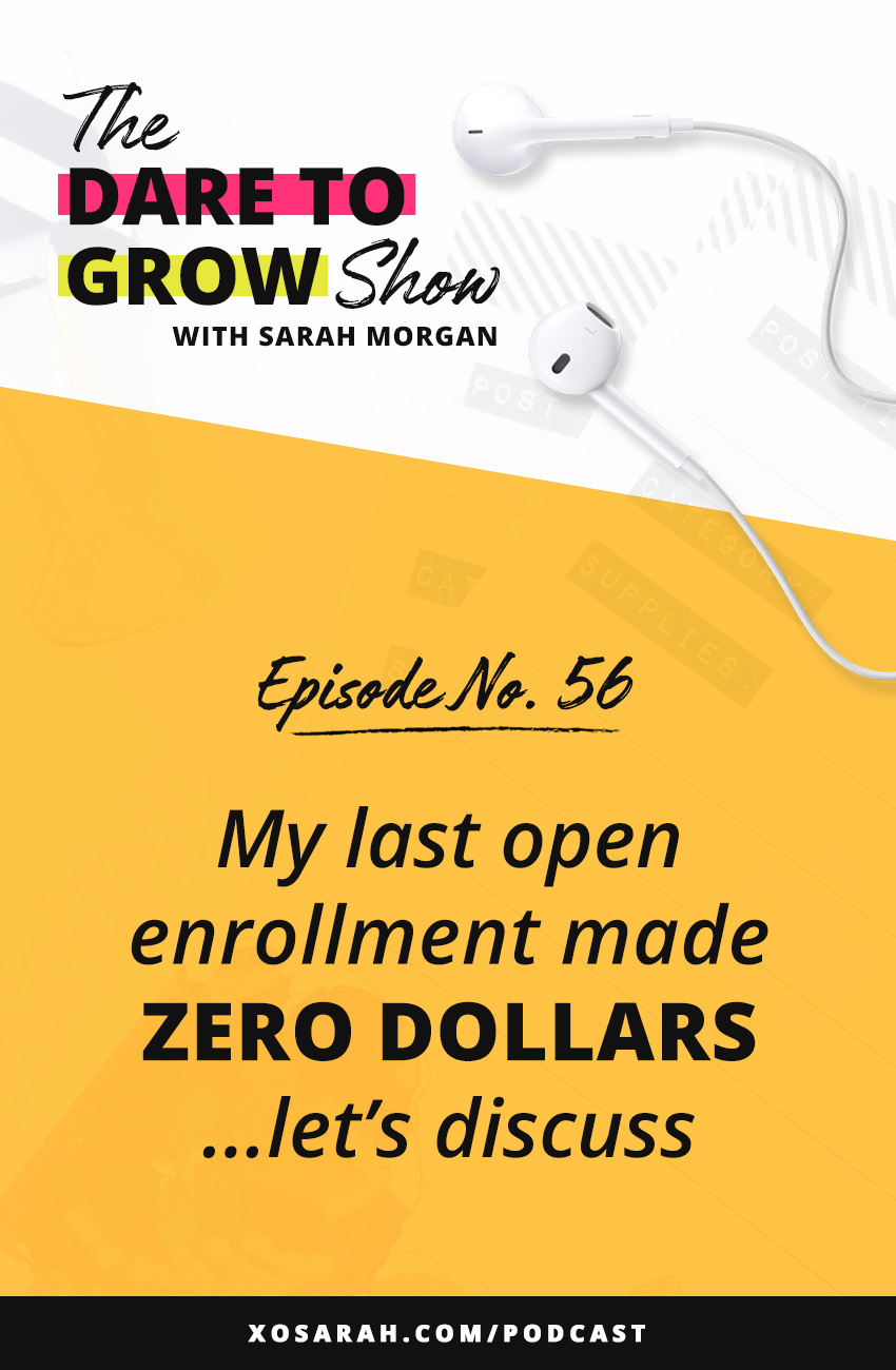 After 8 years in business and tons of successful course launches and open enrollments, my last launch was a total dud. But I'm not panicked, not worried, and not calling it a failure. Here are all the details and what happened for it to turn out that way.