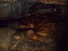Our destination was a cave!