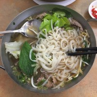 Review - Fisherman's Plate: Pho