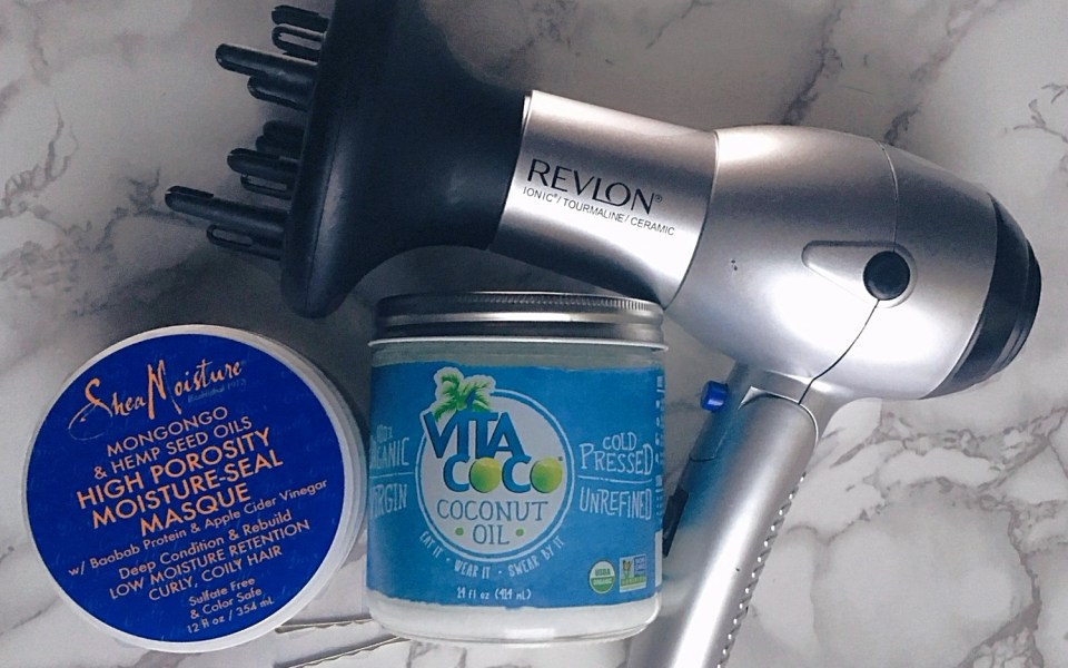 Winter Wash Routine: More Moisture for the Curls!