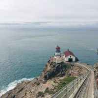 Daytrip to Point Reyes Lighthouse