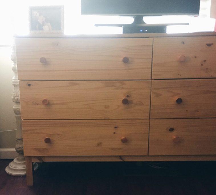 Quick Hack: Updated Dresser diy