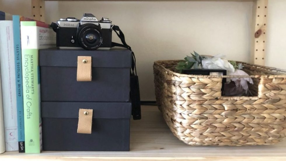 Easy Storage Box Update diy