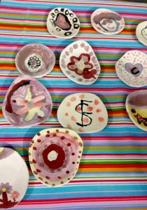 artful plate